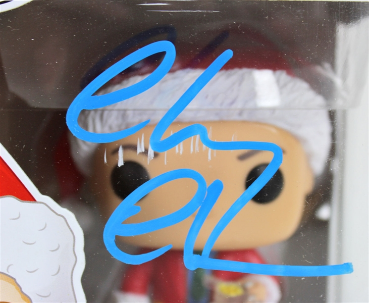 Chevy Chase Signed Clark Griswold Funko Pop Figurine (PSA/DNA)