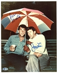 "Dean Martin & Jerry Lewis Signed 11"" x 14"" Color Photo (Beckett/BAS)"