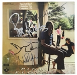 "Pink Floyd Rare Near-Mint Group Signed Album - ""Ummagumma"" w/ All Four Members! (Beckett/BAS, REAL/Epperson & Floyd Authentic LOAs)"