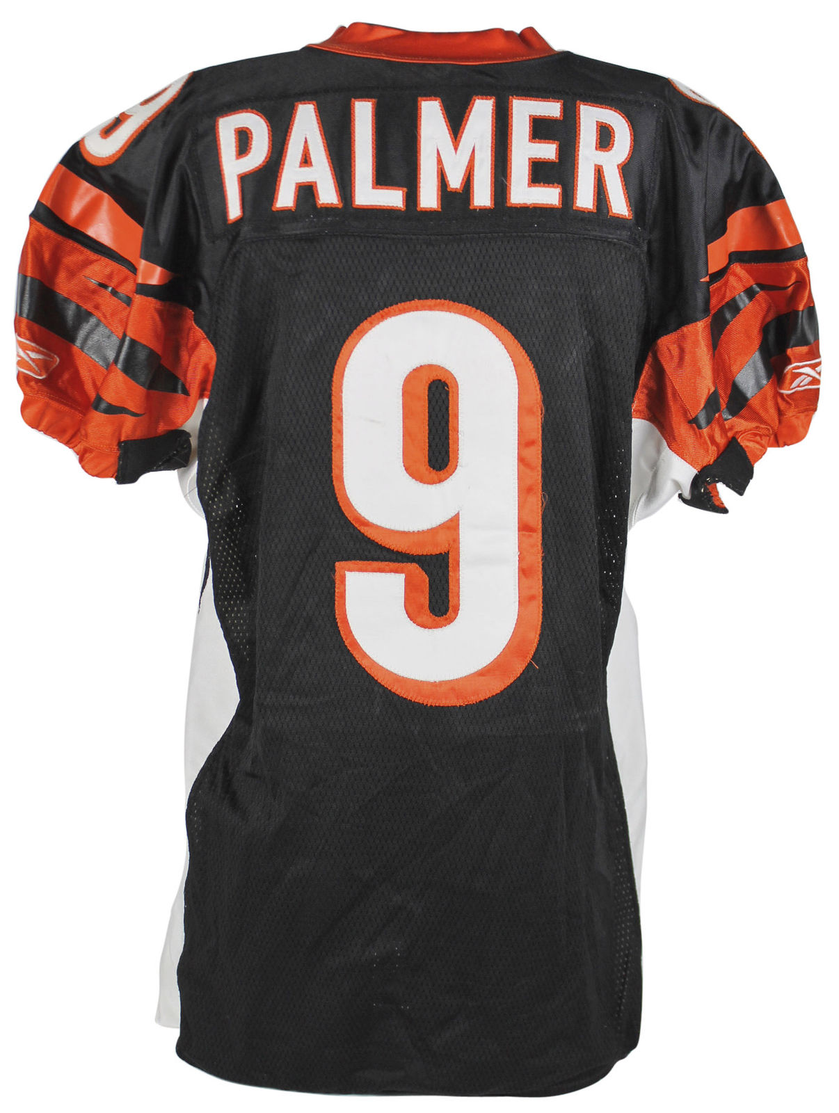 Cheap Lot Detail Carson Palmer Game Used Cincinnati Bengals Reebok  free shipping