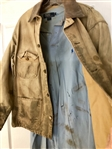 "Kurt Russell Screen Worn Complete Distressed Outfit from ""Breakdown"" (Reel Clothes COA)"
