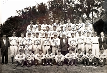 "1938 World Series Champion NY Yankees Team Signed 8"" x 10"" Photograph w/ Gehrig! (PSA/DNA)"