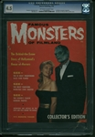Famous Monsters of Filmland #1 (CGC 4.5)