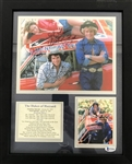"The Dukes of Hazzard: Catherine Bach Signed 12.5"" x 15.5"" Photo Frame (Beckett/BAS)"
