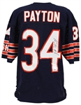 Walter Payton Signed MacGregor Sand-Knit Game Model Chicago Bears Jersey (PSA/DNA)
