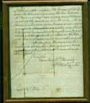 George Washington Signed & Handwritten 1799 Letter - Weeks Prior To His Death! (JSA)