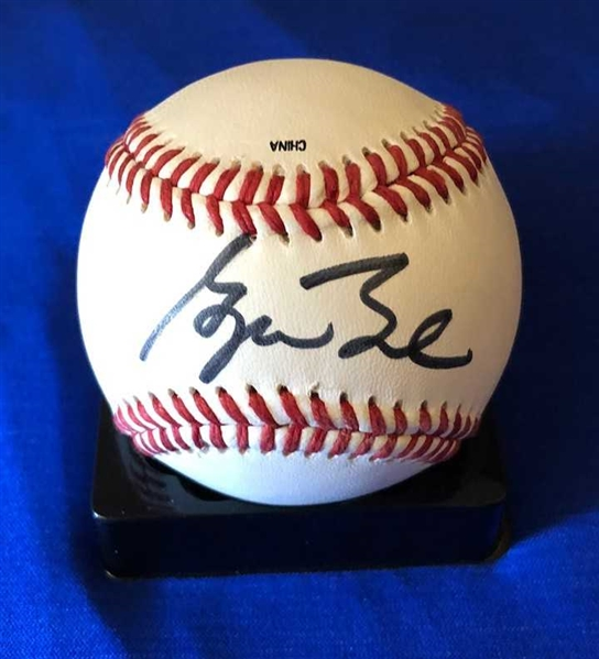 President George W. Bush Signed Official Babe Ruth League Baseball (PSA/DNA)