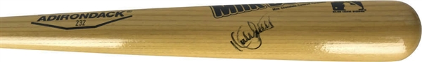 Kirby Puckett Signed Rawlings Leaf Special Edition Milk Duds Baseball Bat (Beckett/BAS)