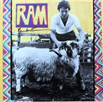 "The Beatles: Paul McCartney Signed ""Ram"" Record Album (REAL/Epperson)"