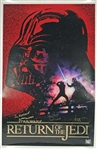 "Star Wars: ""Return of the Jedi"" Multi-Signed 36"" x 24"" Poster w/ Prowse, McDiarmid, and Artist Drew Struzan (Beckett/BAS)"