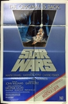 "Star Wars: Peter Cushing ULTRA RARE Signed & Inscribed 27"" x 41"" Star Wars Movie Poster (PSA/DNA)"