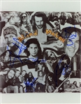 "Blind Melon Group Signed 10.75"" x 14"" Photograph with Shannon Hoon! (John Brennan Collection)(Beckett/BAS Guaranteed)"