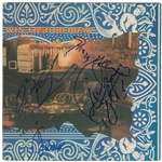 "The Allman Brothers Band Group Signed ""Win, Lose or Draw"" Record Album (John Brennan Collection)(Beckett/BAS Guaranteed)"