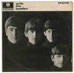"The Beatles Vintage Group Signed ""With The Beatles"" w/ All Four Members! (Beckett/BAS & REAL/Epperson)"