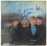 "The Rolling Stones Near-Mint Group Signed ""Between The Buttons"" 1967 Album (Beckett/BAS)"