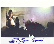 "Greedo Is Dead: Harrison Ford & Paul Blake Dual Signed 8"" x 10"" Color Photo (Beckett/BAS Guaranteed)(Steve Grad Collection)"
