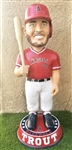 Mike Trout One-of-a-Kind Signed Giant Limited Edition Bobble Head Doll (MLB Authentication)