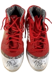 Mike Trout Signed & Game Used 2017 NIKE Baseball Cleats (Anderson Authentics)
