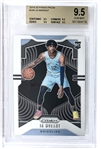 Ja Morant 2019-20 Panini Prizm #249 Rookie Card - BGS Graded GEM MINT 9.5 with Quad 9.5 Subs!