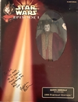 Natalie Portman RARE Signed & Inscribed 1999 Star Wars (Episode I) 12-Inch Collectors Doll (Beckett/BAS LOA)