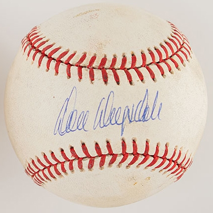 Don Drysdale Signed ONL Baseball (PSA/DNA)