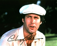 "Chevy Chase Lot of Two (2) Signed 8"" x 10"" Photographs (Beckett/BAS Guaranteed)"