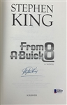 "Stephen King Signed ""From A Buick 8"" Hardcover Book (Beckett/BAS)"