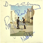 "Pink Floyd Stunning Group Signed ""Wish You Were Here"" Album w/ All Four Members (John Brennan Collection)(Beckett/BAS LOA & Floyd Authentic Guaranteed)"