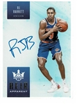 RJ Barrett Signed 2019-20 Panini Heir Apparent /125 Rookie Card (Beckett/BAS Guaranteed)
