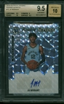 Ja Morant Signed 2019-20 Panini Mosaic Rookie Scripts - Highest Graded BGS Example GEM MINT 9.5!