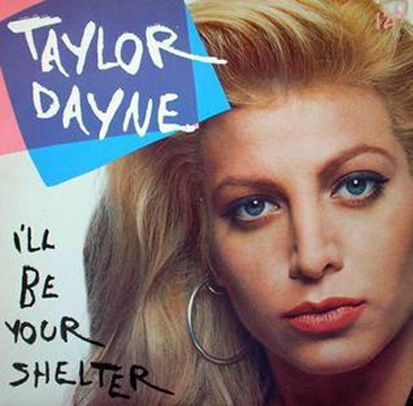 Taylor Dayne RARE Handwritten & Signed Lyrics to I'll Be Your Shelter (Beckett/BAS Guaranteed)