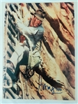 "Indiana Jones: Harrison Ford Signed 8"" x 10"" Color Photo (John Brennan Collection)(Beckett/BAS Guaranteed)"