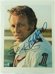 "Evel Knievel Signed 8"" x 10"" Color Photo (Beckett/BAS Guaranteed)"