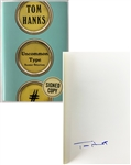 "Tom Hanks Signed ""Uncommon Types"" First Edition Hardcover Book (Beckett/BAS Guaranteed)"