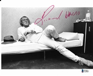 "Richard Harris Signed 8"" x 10"" B&W Photograph (Beckett/BAS)"