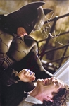 "Batman Begins: Christian Bale & Cillian Murphy Dual Signed 12"" x 18"" Color Photo (Beckett/BAS Guaranteed)"