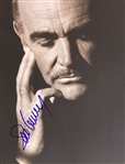 "Sean Connery Rare & Desirable Signed 12"" x 16"" Herb Ritts Print (Beckett/BAS Guaranteed)"