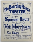 "Van Morrison Signed Original First Printing 22"" x 18"" Concert Poster (Beckett/BAS Guaranteed)"