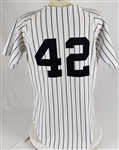 Mariano Rivera 1998 New York Yankees Game Used Jersey (Dave Miedema LOA)