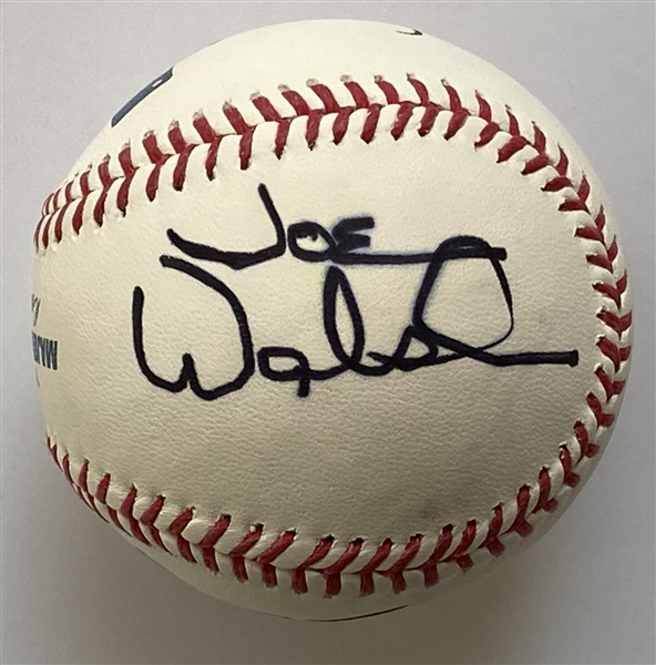 The Eagles RARE In-Person Group Signed Baseball (5 Sigs) (Beckett/BAS Guaranteed)