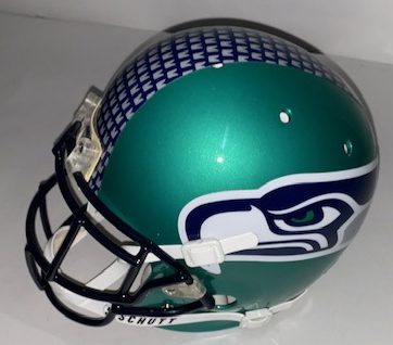 Seattle Seahawks Schutt Air Custom PROLINE Helmet