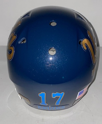 UCLA Custom Full-Sized PROLINE Helmet