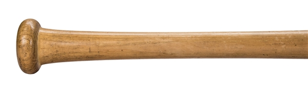 Ted Williams 1951-1954 Game Used H&B Louisville Slugger Baseball Bat (PSA/DNA)
