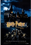"Harry Potter & the Sorcerers Stone 2001 27"" x 40"" Movie Poster"
