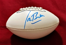 President Joe Biden Signed Signature Series Mini Football (Beckett/BAS Guaranteed)