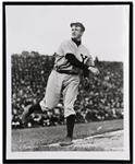 "Christy Mathewson Limited Edition 16"" x 20"" Photo from The Francis P. Burke Collection"