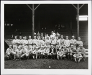 "Christy Mathewson: 1913-14 New York Giants Jumbo 16"" x 20"" Original Team Photo (Diamond Images)"