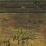 "A Rare Original ""Schools Out"" Album Signed TWICE by Alice Cooper, once on the cover and once on the pair of panties holding the Album (Beckett/BAS) (LOA)"
