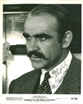 "Sean Connery Vintage Signed 8"" x 10"" Photograph from ""Murder on The Orient Express"" (Beckett/BAS)"