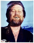 "The Beach Boys: Brian Wilson In-Person Signed 8"" x 10"" Color Photo (Beckett/BAS COA)"